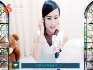 2017年第三季放声SHOW唱六强盈盈用心唱歌